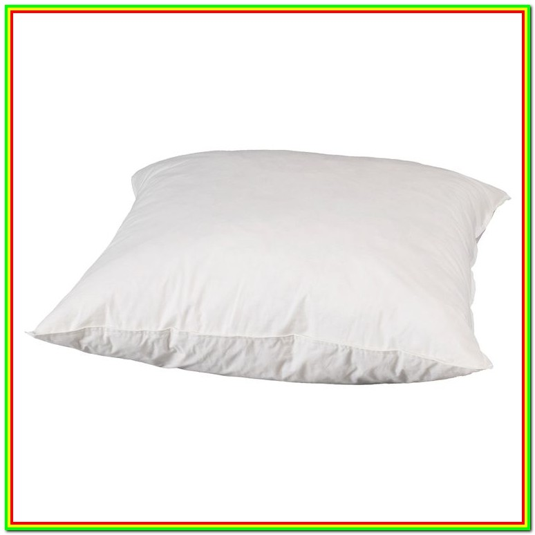 Down Pillow Forms Ikea