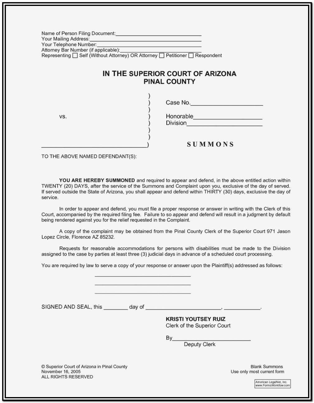 Illinois Divorce Forms Cook County