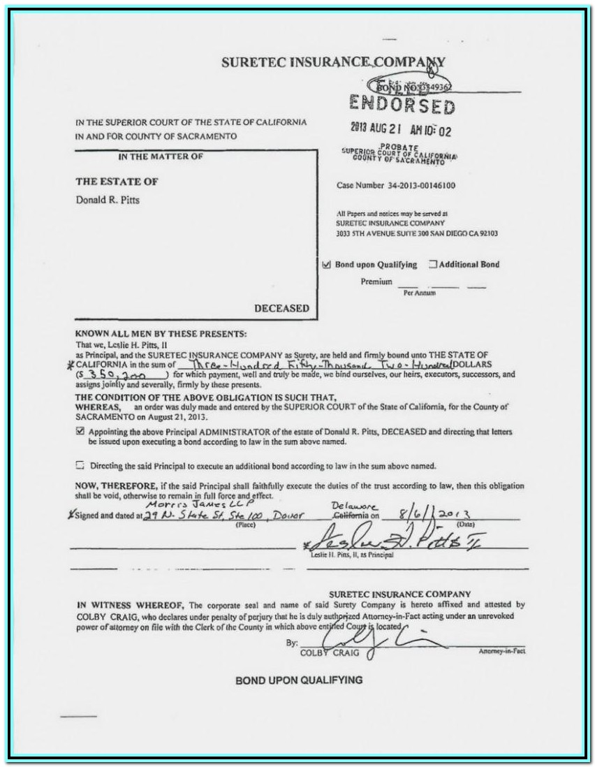 Irrevocable Trust Form Arizona