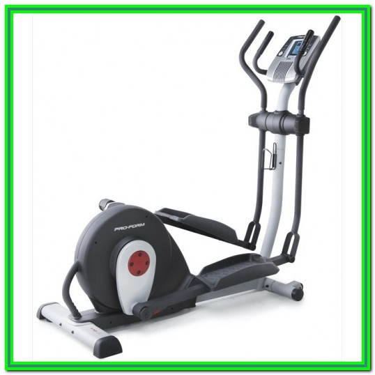 Proform Elliptical 2013