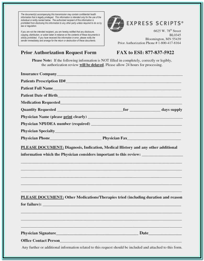 Unitedhealthcare Medicare Radiology Prior Authorization Form