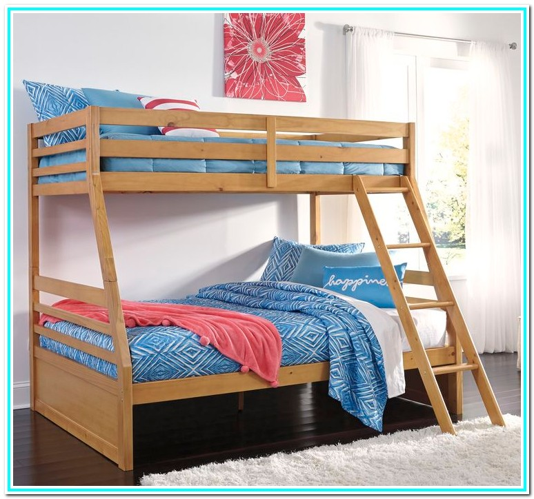 Bunk Bed With Railsbunk Bed With Rails