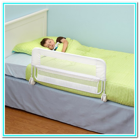 Childrens Bed With Rails