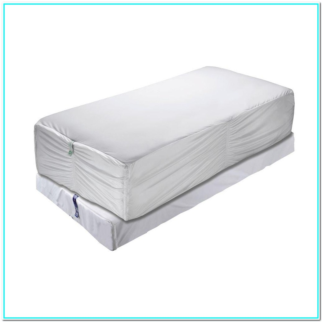 Queen Size Bed Bug Mattress Cover