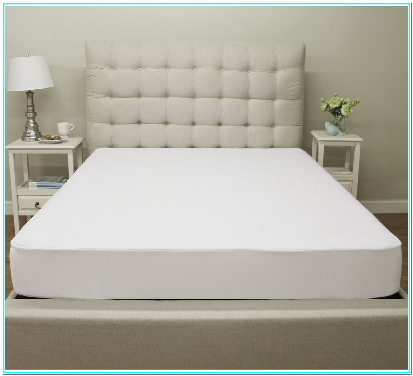 Queen Size Bed Mattress Protector