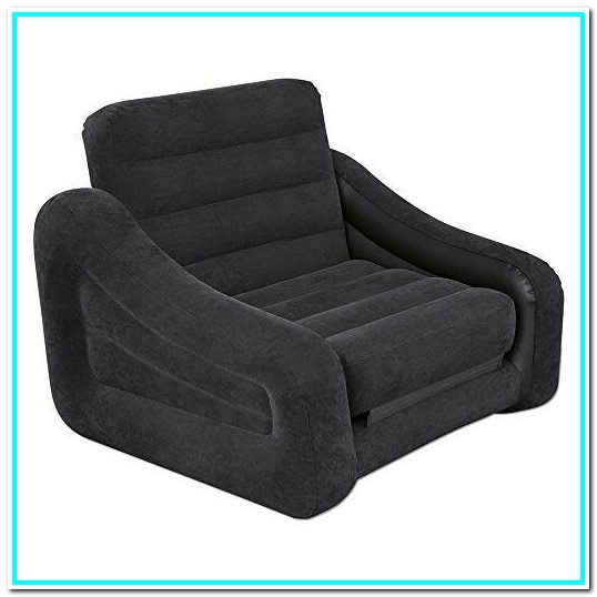 Single Pull Out Chair Bed