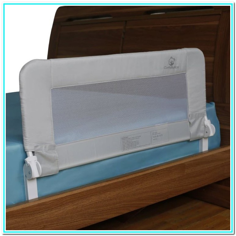 Toddler Bed With Rails And Mattress