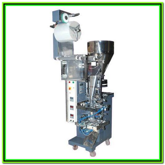Vertical Form Fill Seal Machine Manual
