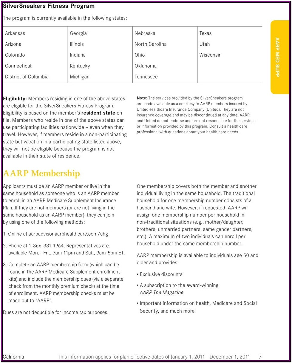 Aarp Medicare Referral Form