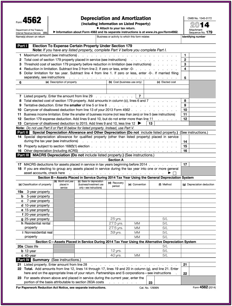 Irs Fillable Forms Online