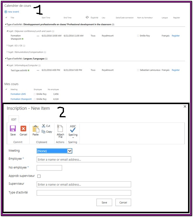 Sharepoint 2013 Forms Tutorial