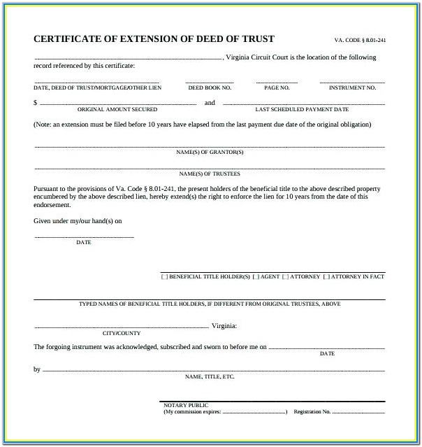 Special Warranty Deed Texas Form Free