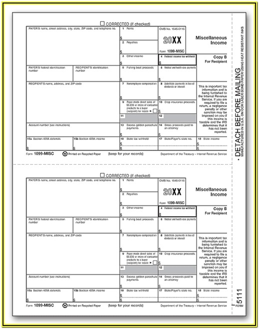 Copy Of W2 Form 2018