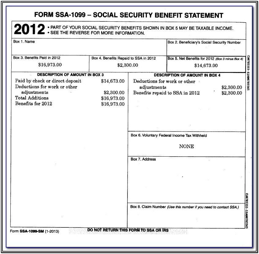 Fill Out 1099 Misc Form Online Free