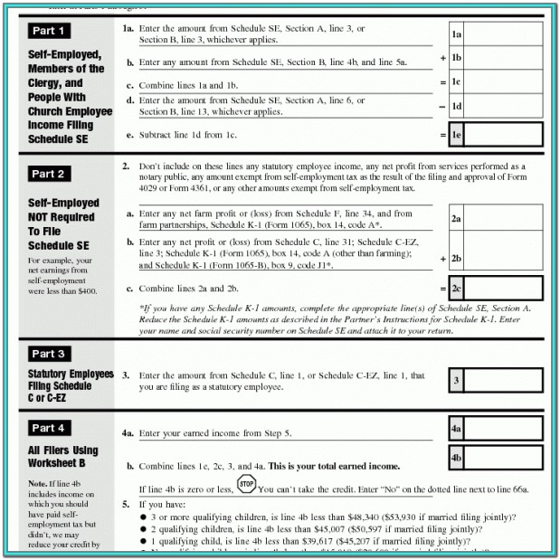 Irs Form 1065 Instructions 2017