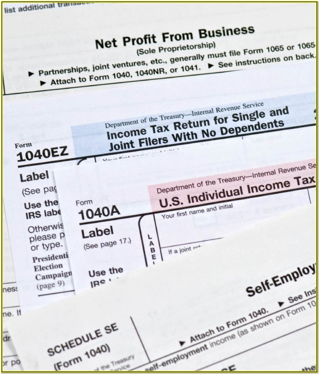 1099 Form Tax Calculator
