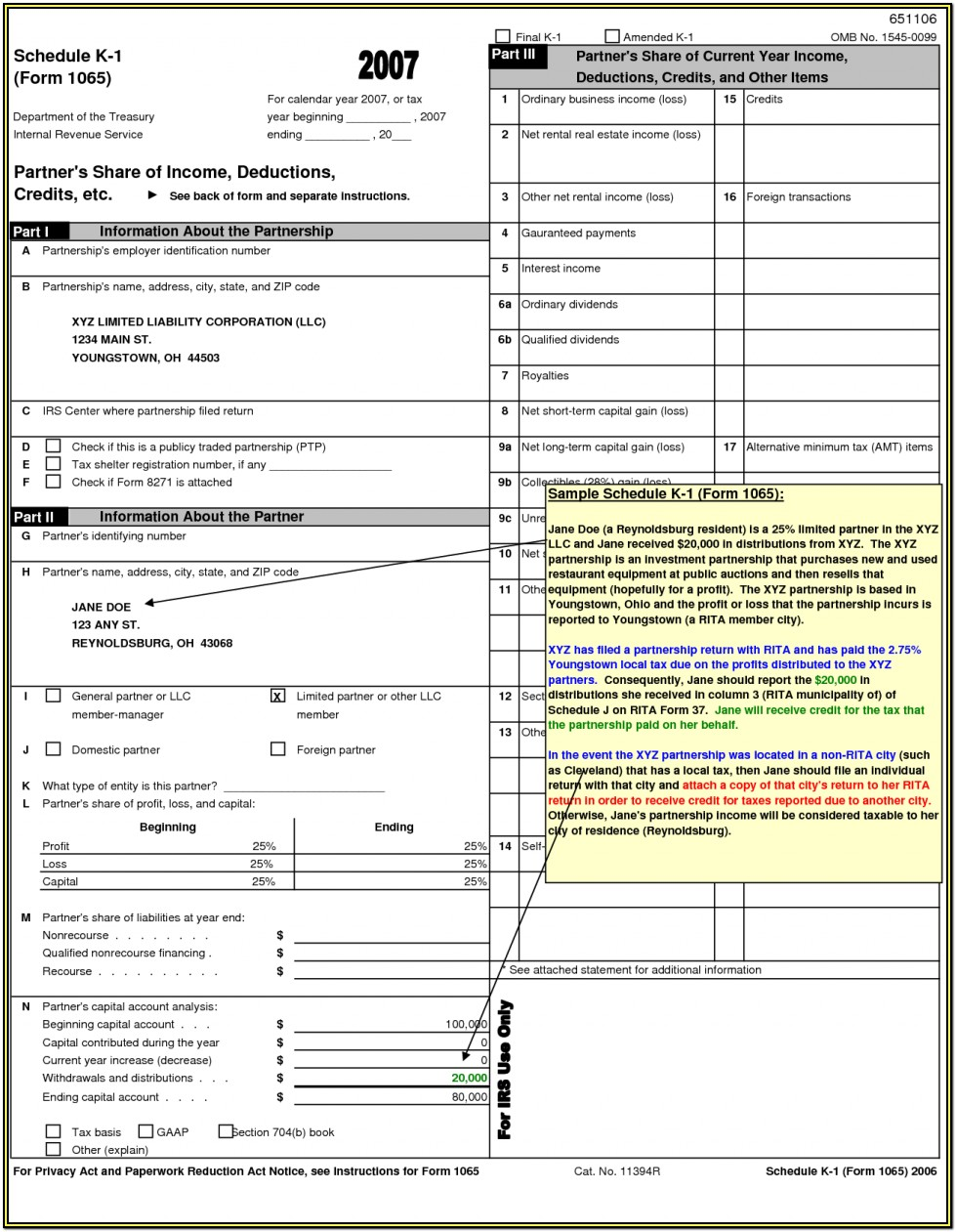 1120s 2014 Form
