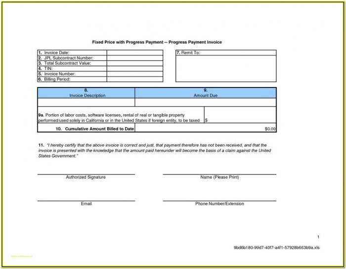 Aia Bond Forms