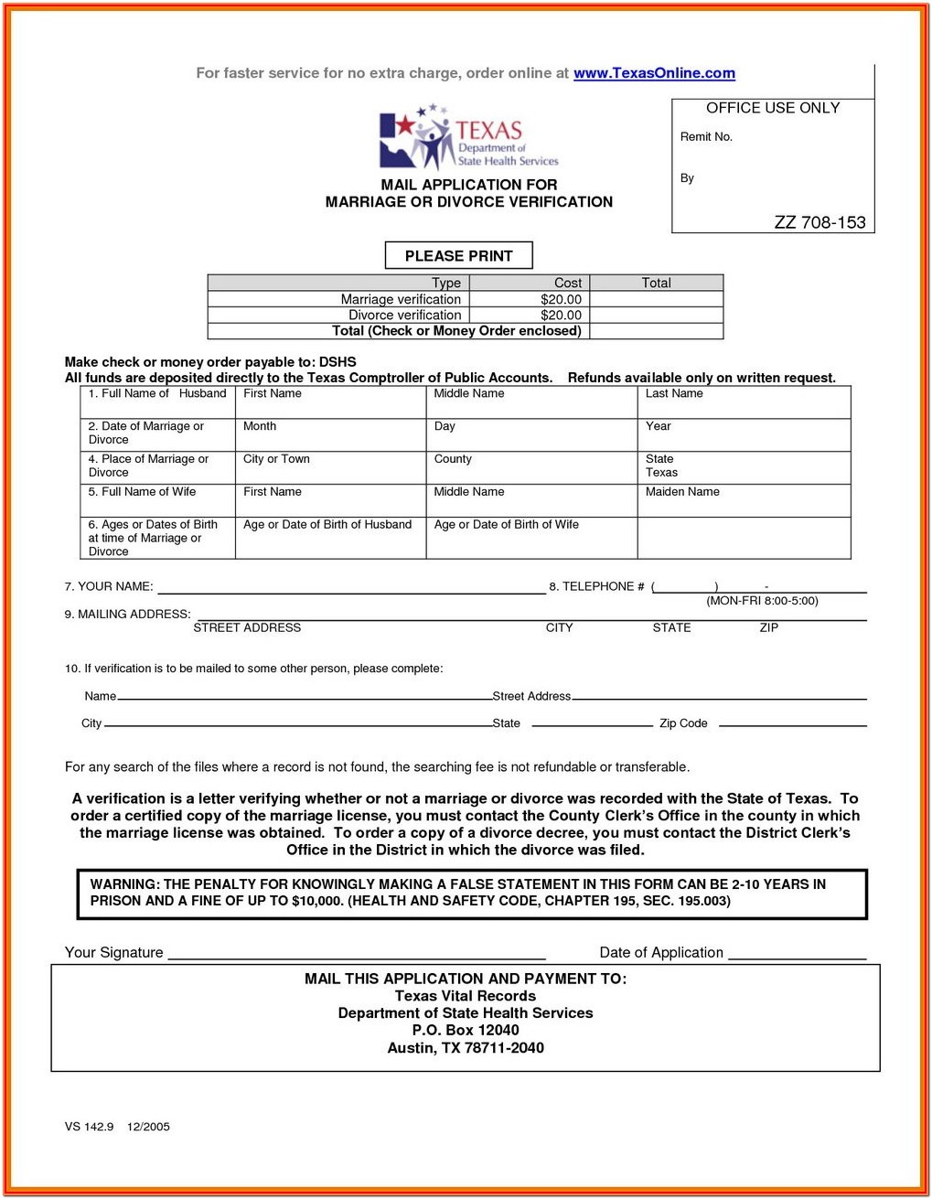 Bexar County Divorce Forms