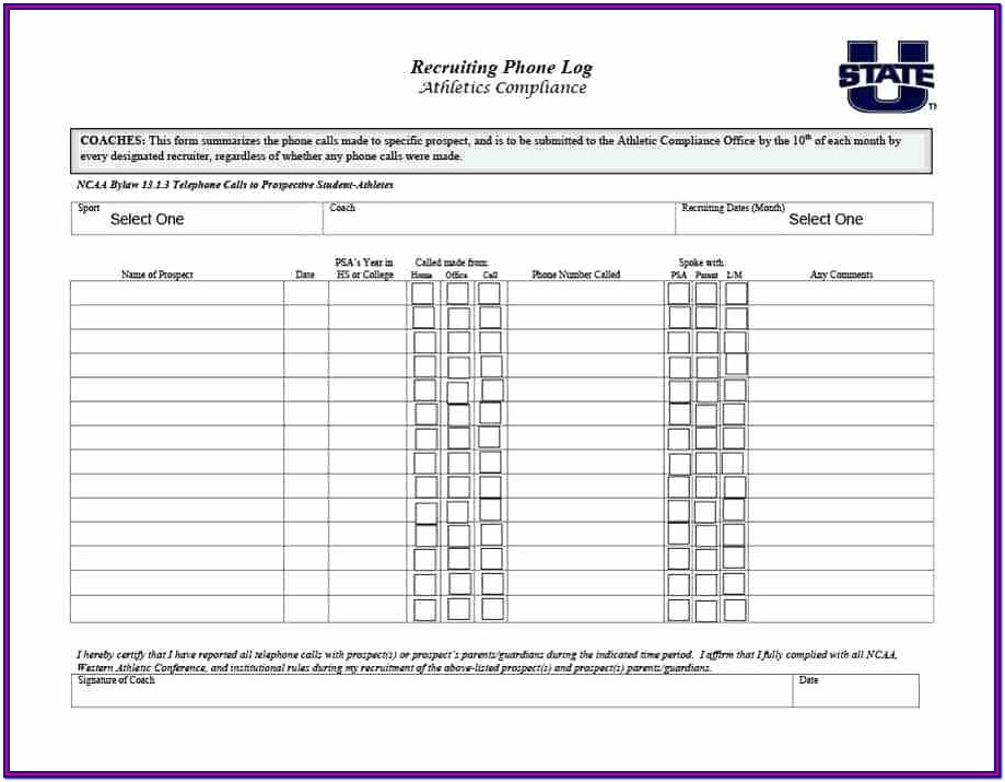 Call Center Quality Assurance Form Template
