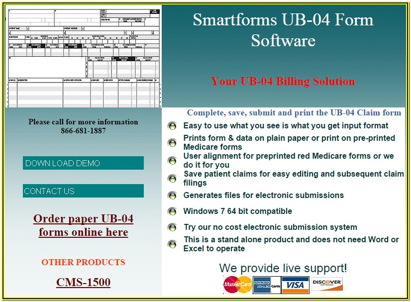 Cms 1500 Claim Form Software