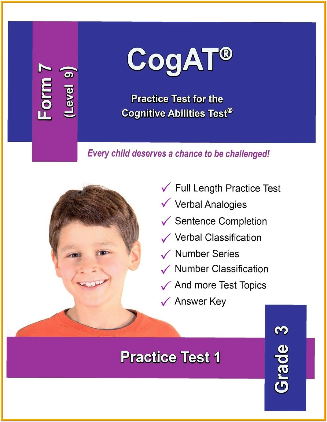 Cogat Form 7 Practice Test Ebook Download Free