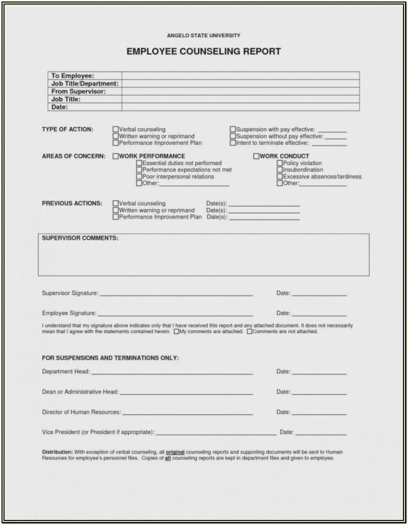 Counseling Informed Consent Form Template