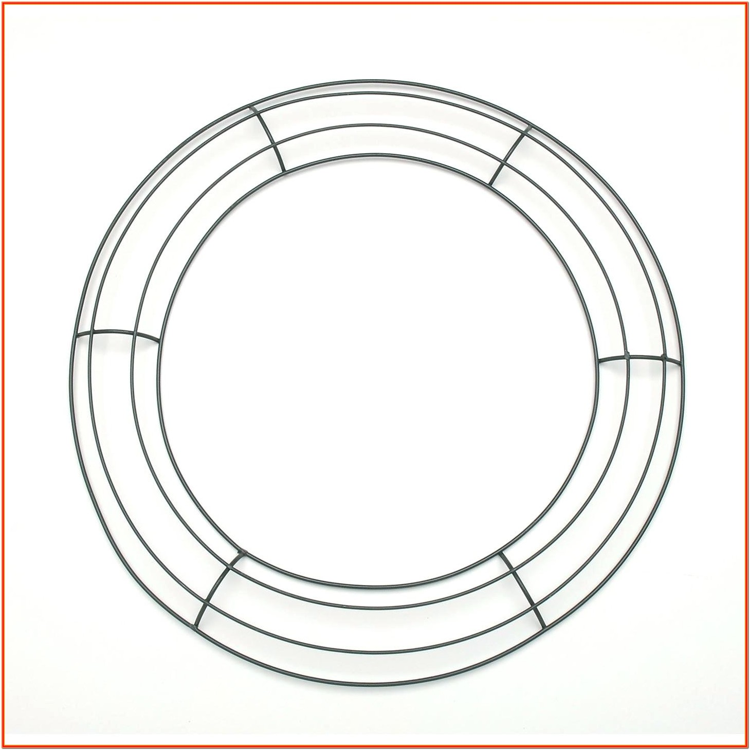 Deco Mesh Wire Forms
