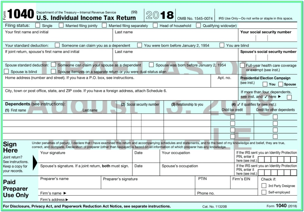 Filing 1099 Forms