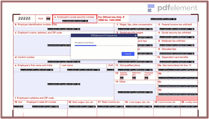 Fillable W 2 Form 2017 Free (42)