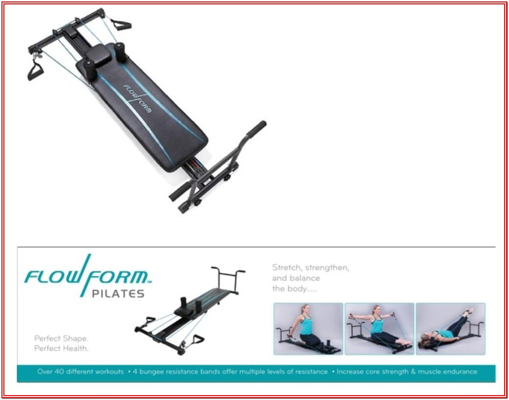 Flow Form Pilates Machine