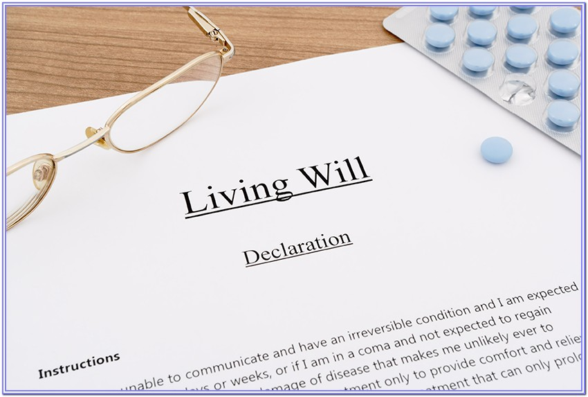 Form For Living Will