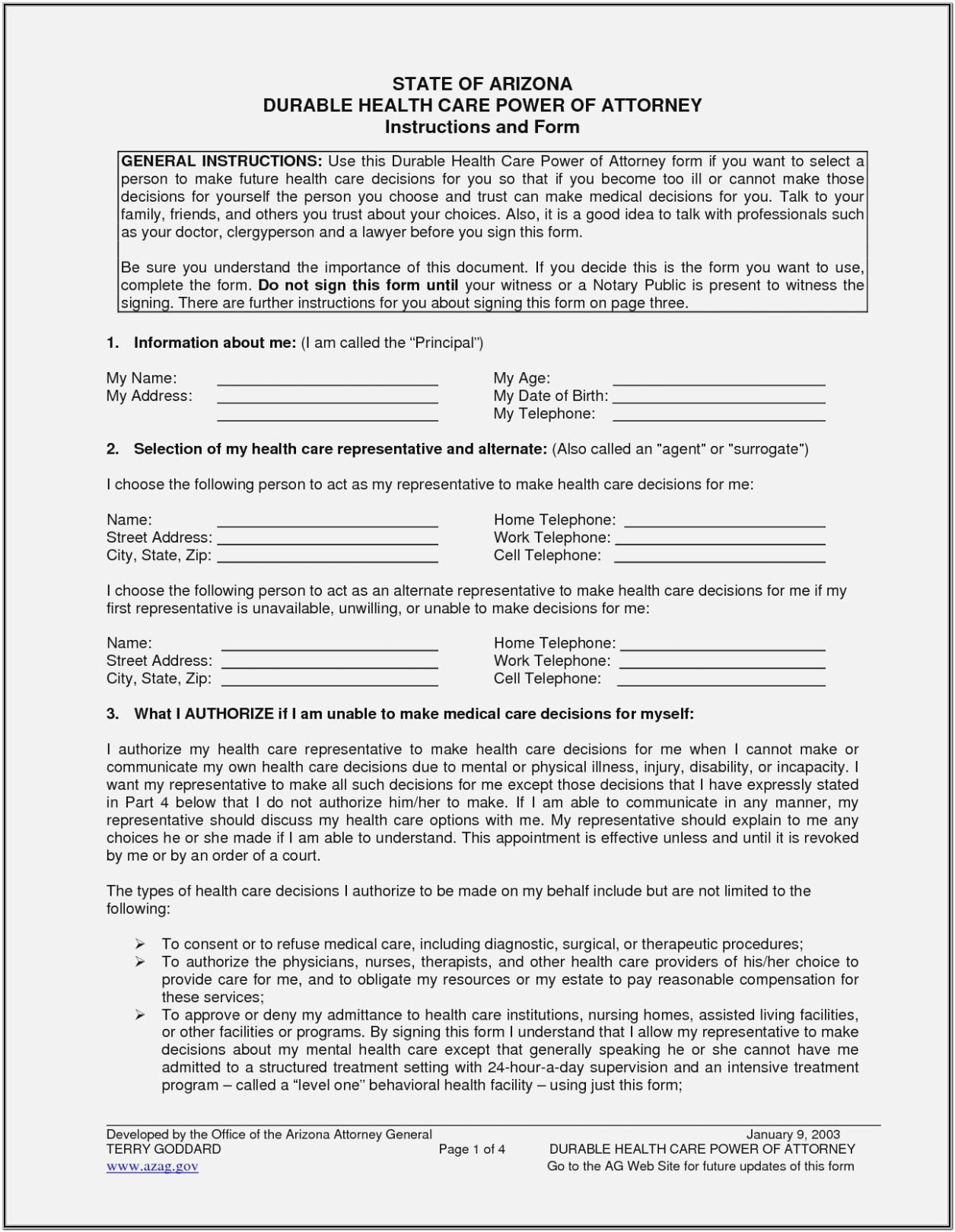 Hipaa Compliant Medical Records Authorization Form