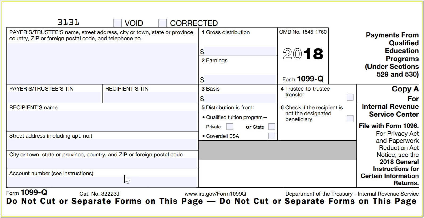 How To Get A 1099 Misc Form