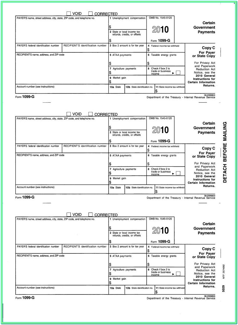 Illinois 1099 Form