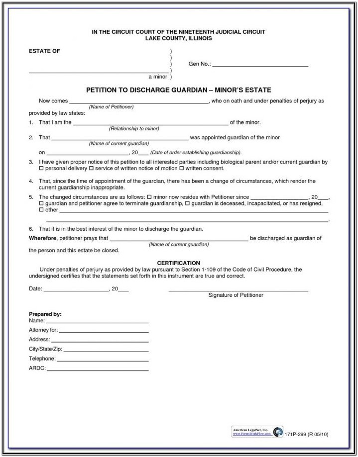 Illinois Uncontested Divorce Forms