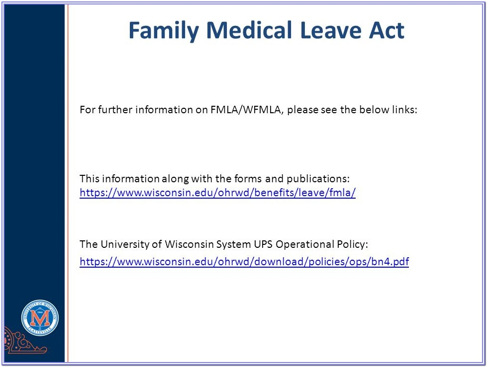 Intermittent Fmla Forms