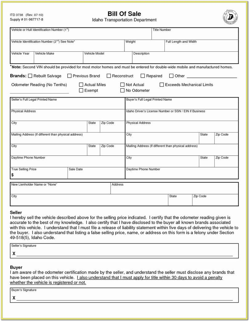 Iowa Real Estate Purchase Agreement Form