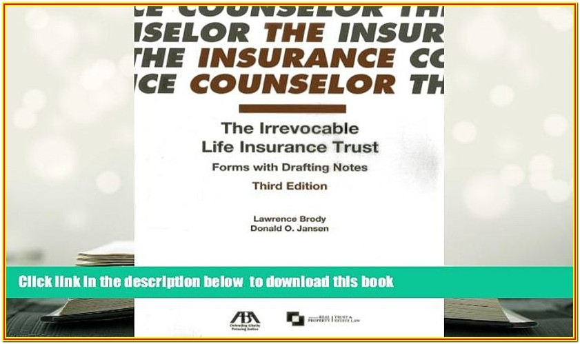 Irrevocable Trust Forms
