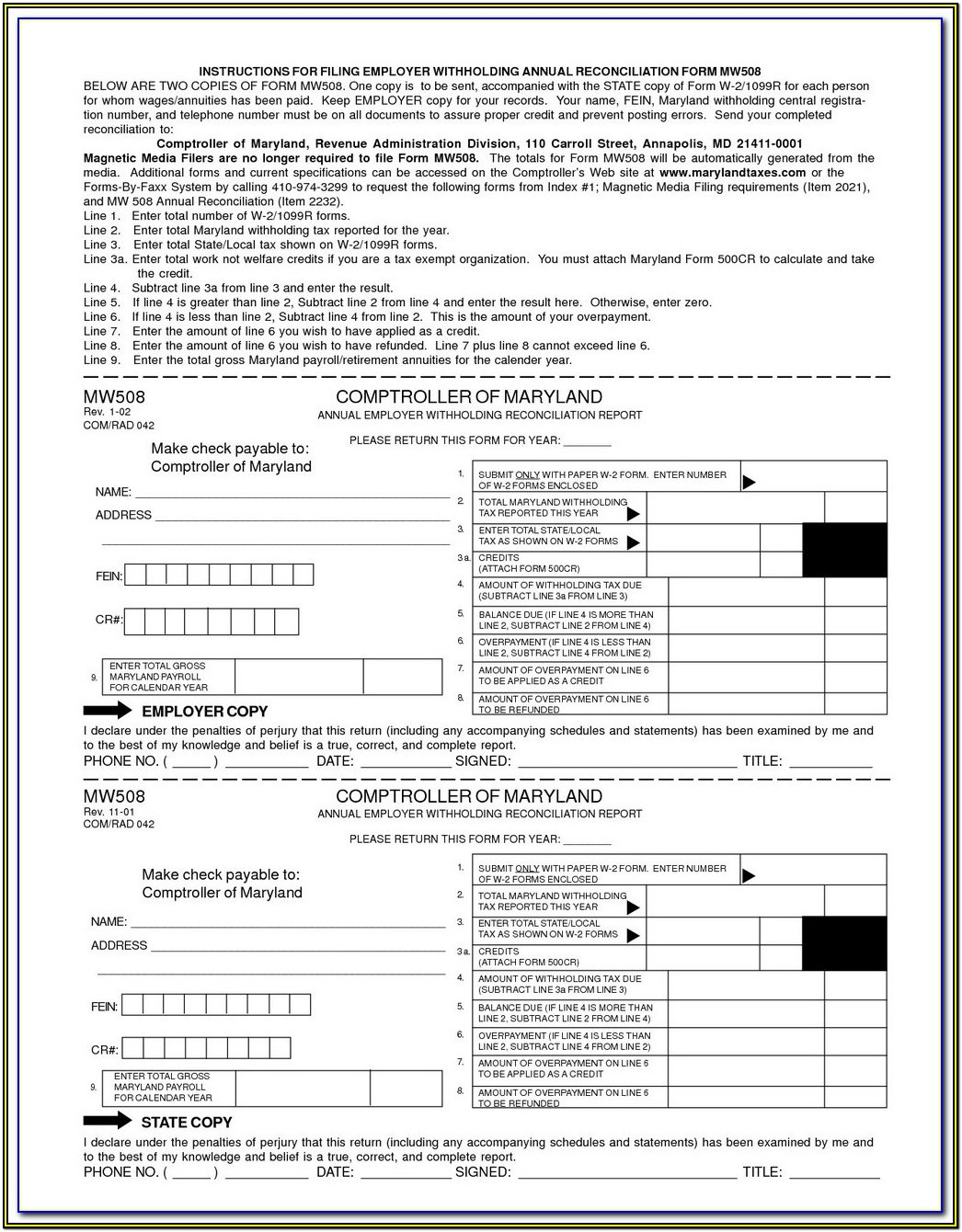 Missouri 1099 Form