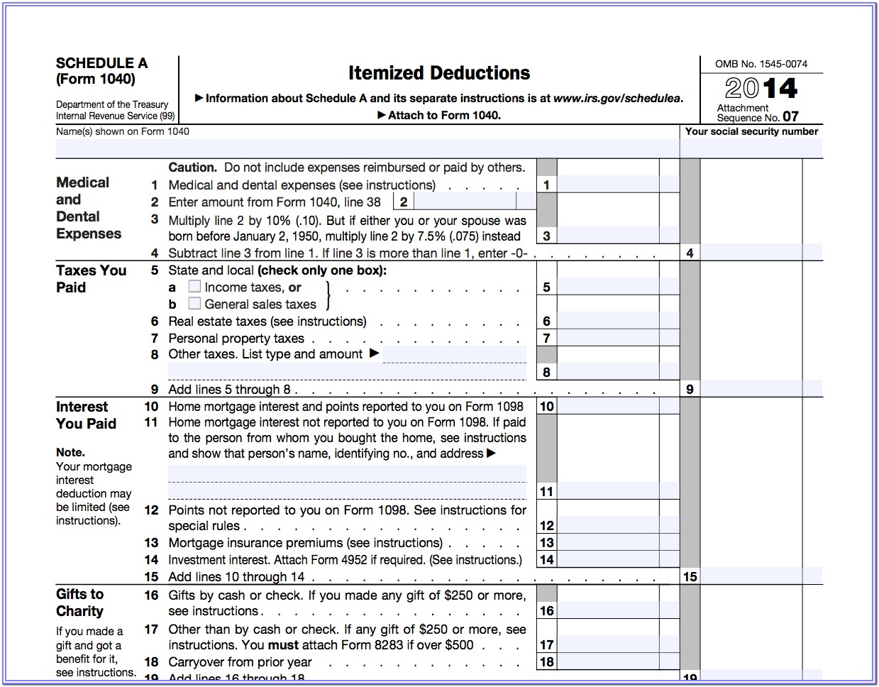 Payroll Deductions Form