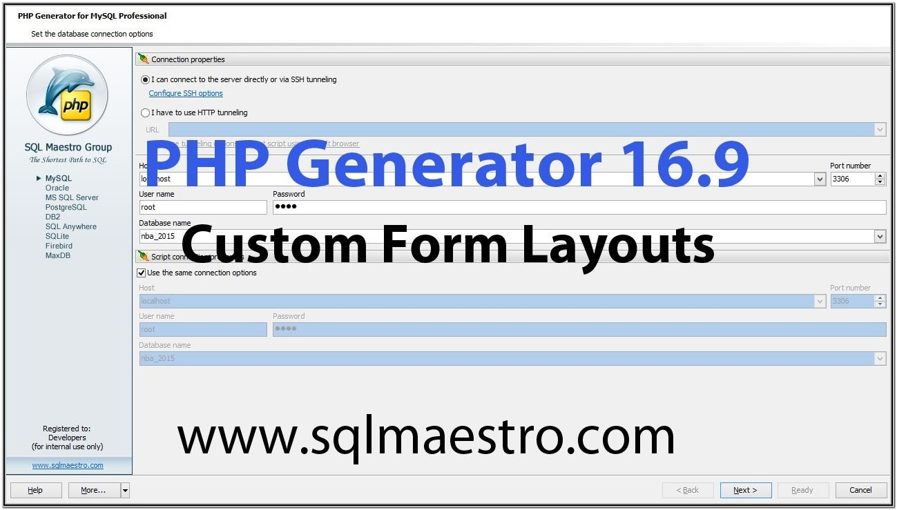 Php Mysql Form Maker Free Download