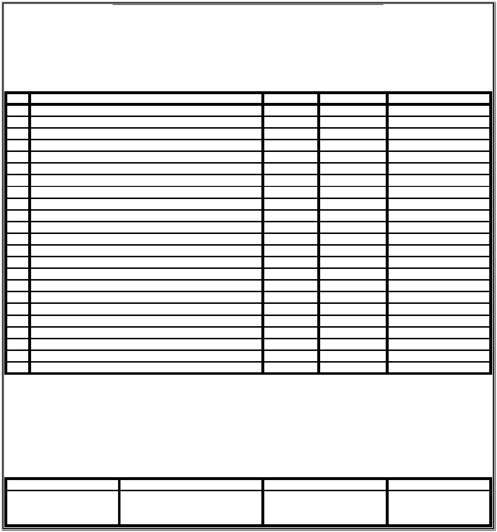 Scaffold Inspection Form Pdf