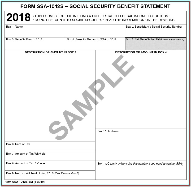 Ssi Disability Forms.gov