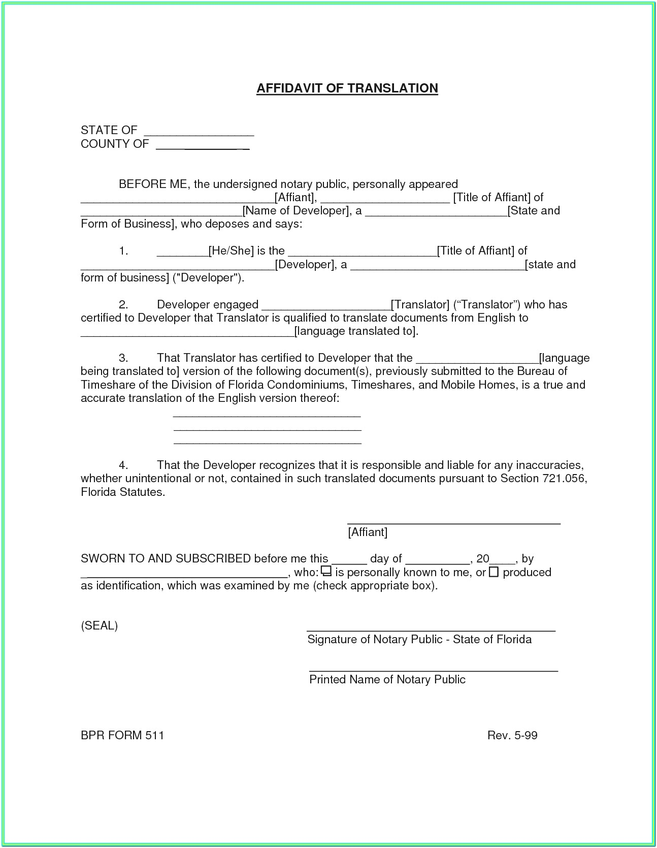 Texas Long Form Birth Certificate Example