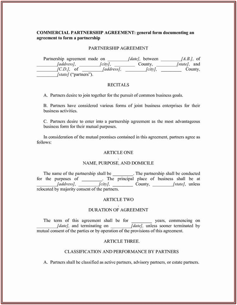 Texas Prenuptial Agreement Form
