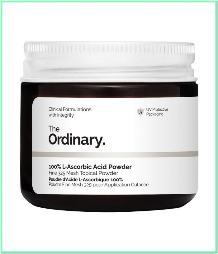 Vitamin C In Powder Form For Face