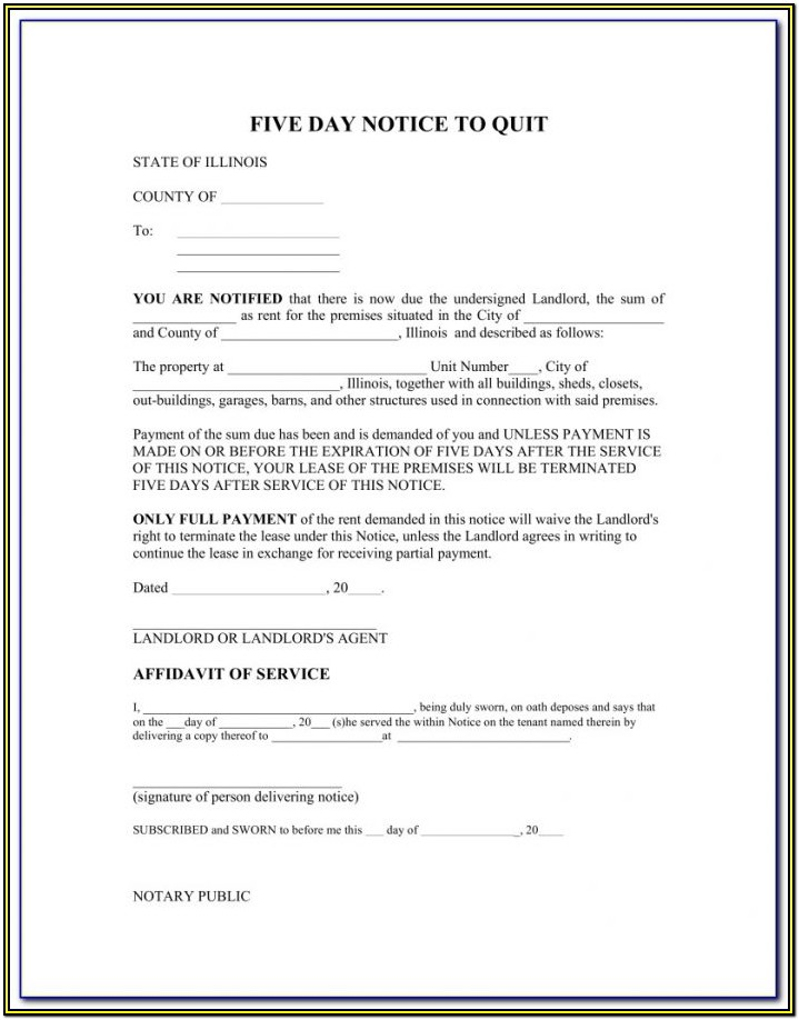 Wisconsin Eviction Notice Form Free