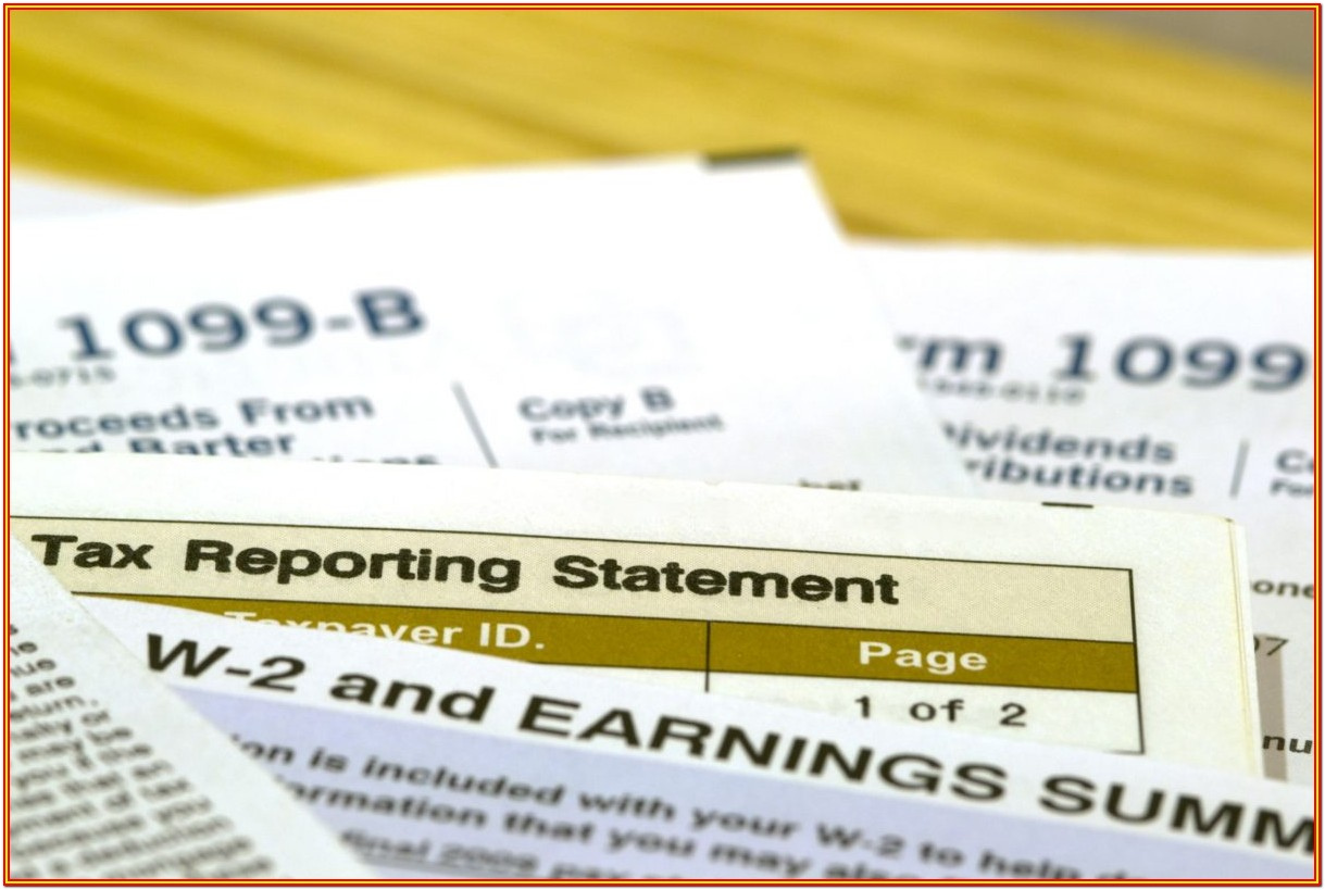 1099 Form Filing Requirements