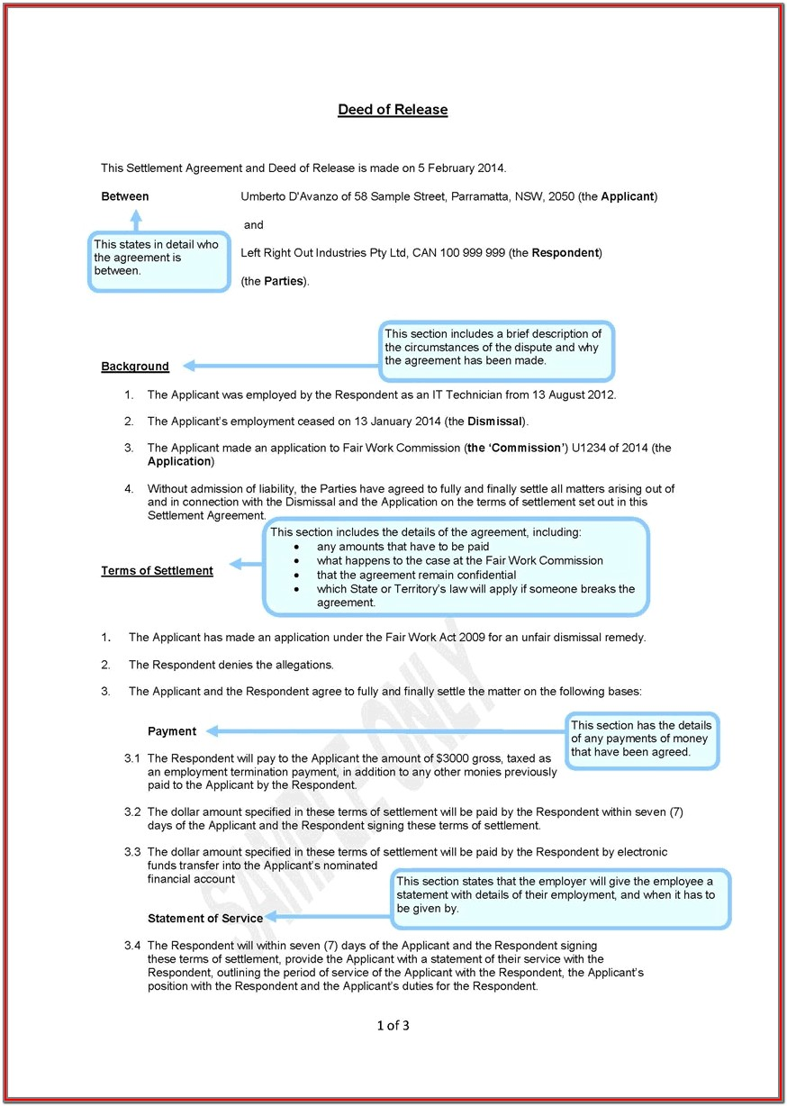 Annulment Application Form Nsw